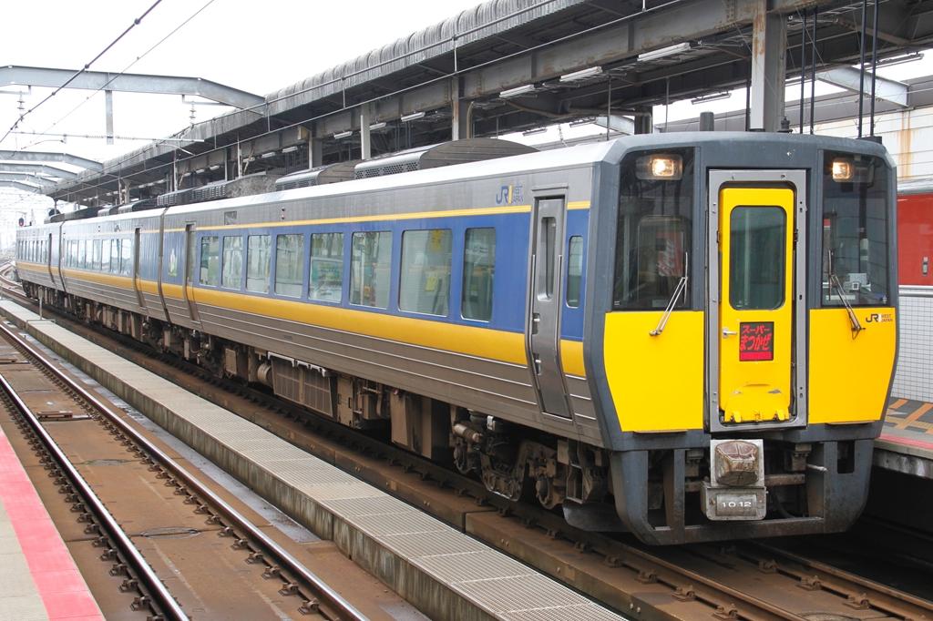 JR西日本キハ187形