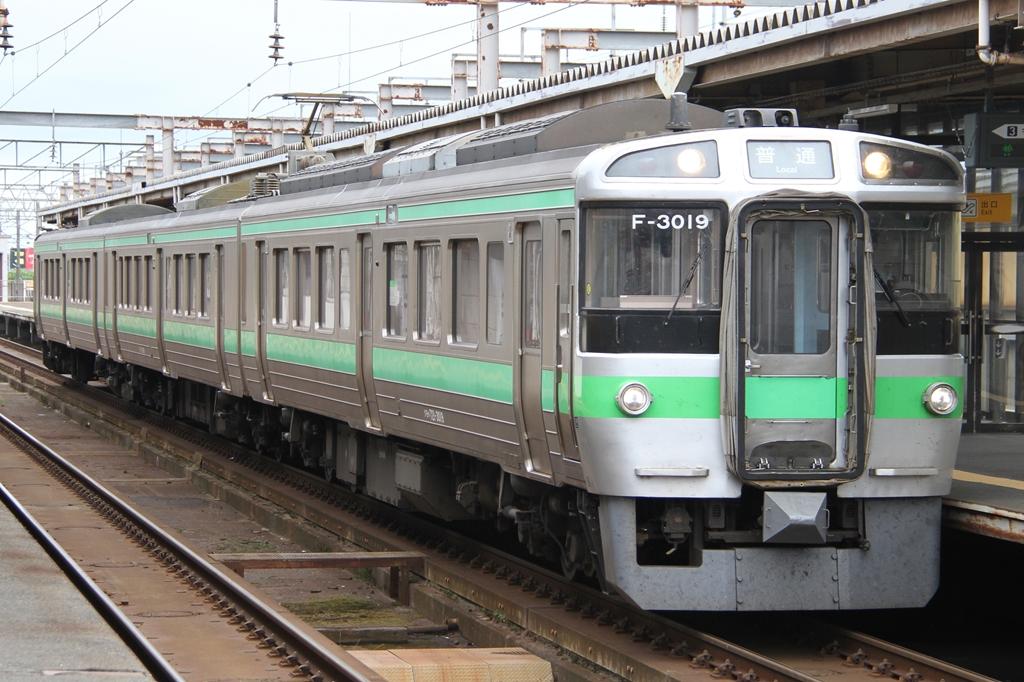 JR北海道721系